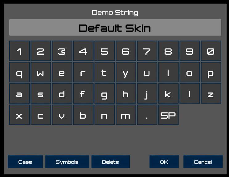 ESC Keyboard