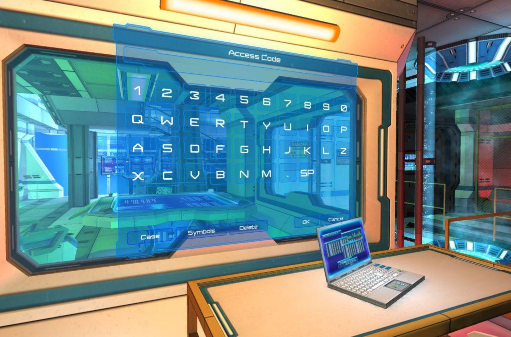 ESC Keyboard - Sci-Fi