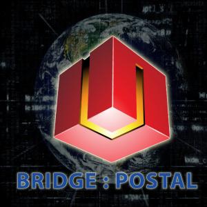 Bridge Postal Icon
